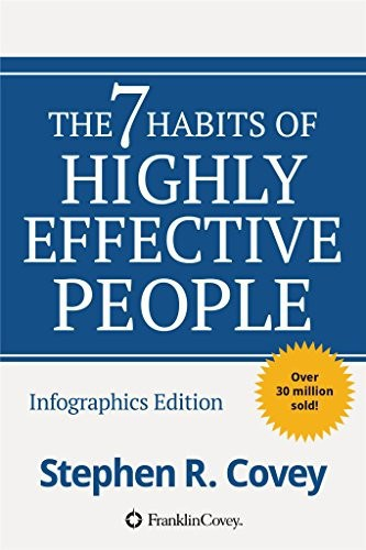 "bestseller book cover ""7 Highly Effective People"""