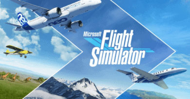 microsoft flight simulator 2020 front cover
