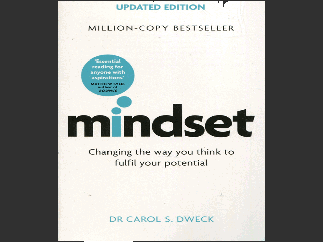 e-book cover mindset