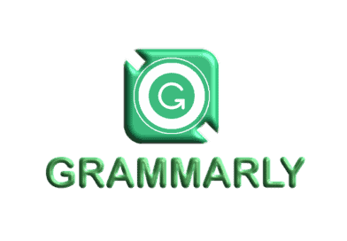 grammarly checker green logo