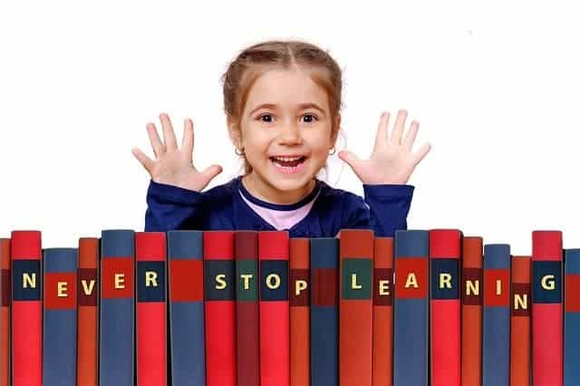 never stop learning books