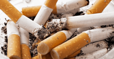 how to quit smoking ashtray full of cigarettes