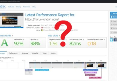 pagespeed insights gtmetrix result
