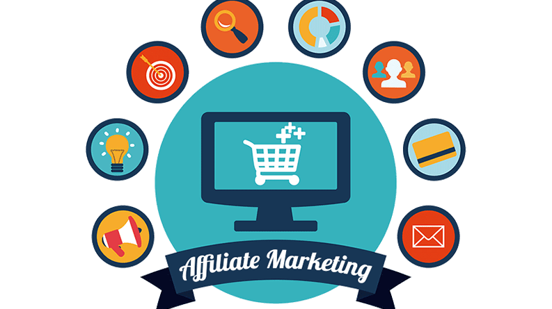 affiliate marketing icons