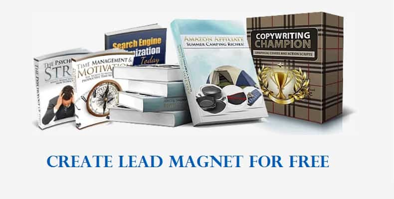 lead magnet for free