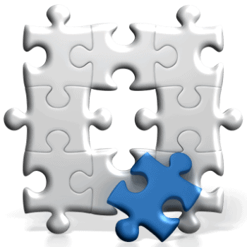 start your business online puzzle